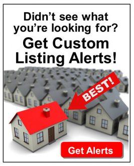 listing alerts